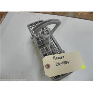 BOSCH DISHWASHER 264484 SILVERWARE BASKET USED PART ASSEMBLY