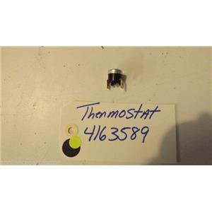 KITCHENAID DISHWASHER 4163589 Thermostat used part