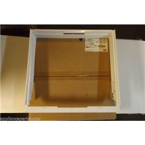 MAYTAG REFRIGERATOR 10782902 FRAME CRISPER WHT. NEW IN BOX