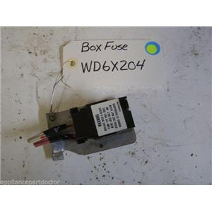 GE DISHWASHER WD6X204 Box Fuse USED PART
