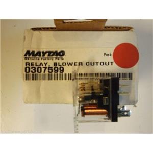 Maytag Amana Stove  0307599  Relay Blower Cutout   NEW IN BOX