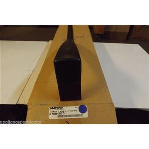 MAYTAG REFRIGERATOR 67004075 Black Handle Set   NEW IN BOX