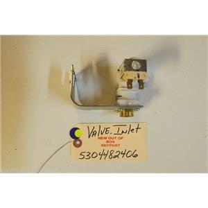 FRIGIDAIRE DISHWASHER 5304482406 Valve,inlet    NEW W/O BOX