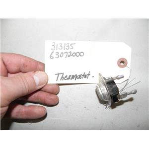 MAYTAG ELECTRIC DRYER 313135 63072000 THERMOSTAT USED PART ASSEMBLY