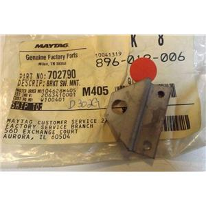 Maytag Jenn Air stove 702790 Switch, Mount Switch NEW IN BOX