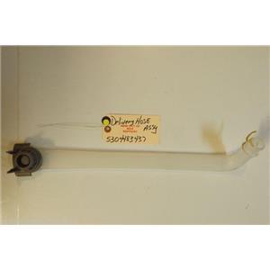 FRIGIDAIRE DISHWASHER 5304483437 Delivery Hose NEW W/O BOX