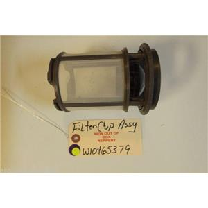 WHIRLPOOL DISHWASHER W10465379 Filter Cup  NEW W/O BOX