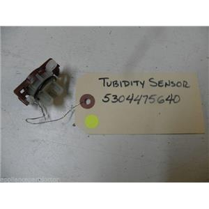 ELECTROLUX DISHWASHER 5304475640 TURBIDITY SENSER USED PART ASSEMBLY