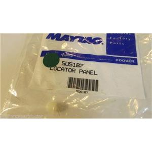 MAYTAG DRYER 505187 Locator- p   NEW IN BAG