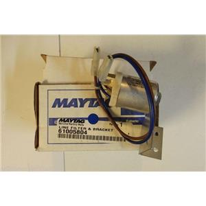 MAYTAG REFRIGERATOR 61005804 LINE FILTER N BRACKET NEW IN BOX