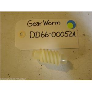 SAMSUNG DISHWASHER Gear worm DD66-00052A USED PART ASSEMBLY