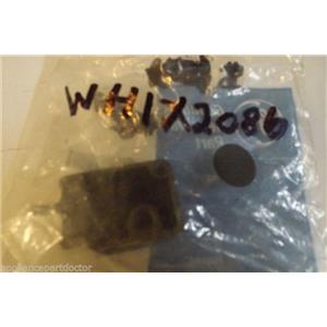 GENERAL ELECTRIC WASHER WH1X2086 HINGE-PAD R NEW IN BAG