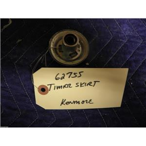 KENMORE WASHER 62755 TIMER SKIRT USED PART ASSEMBLY FREE SHIPPING
