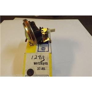 GENERAL ELECTRIC WASHER WH12X665 Water Pressure Level Switch NEW IN BOX
