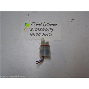MAYTAG DISHWASHER W10120019 99003613 TURBIDITY SENSOR USED PART ASSEMBLY