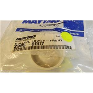 MAYTAG AMANA ADMIRAL DISHWASHER 2955-0007 Roller  NEW IN BAG
