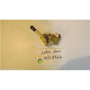 GE Dishwasher WD13X66 Latch  used part