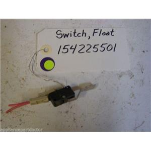 White Consolidated DISHWASHER 154225501 Switch,float  USED