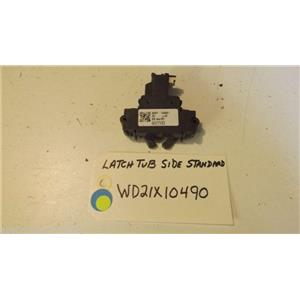 GE DISHWASHER WD21X10490 Latch Tub Side Standard  used part