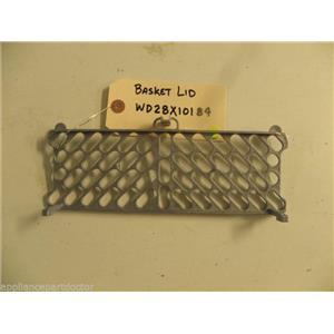 GE DISHWASHER WD28X10184 BASKET LID USED PART ASSEMBLY