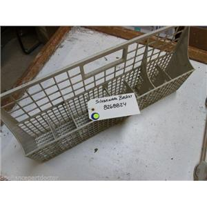 KENMORE DISHWASHER 8268824 SILVERWARE BASKET USED PART ASSEMBLY