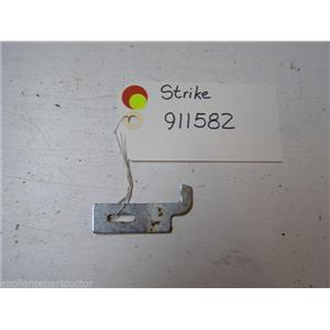 MAYTAG DISHWASHER 911582 STRIKE USED PART ASSEMBLY