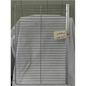 MAGIC CHEF 2 DOOR FROST FREE REFRIGERATOR 60223-6 FRESH FOOD SECTION WIRE SHELF