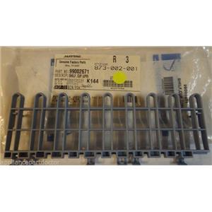 MAYTAG JENN AIR DISHWASHER 99002671 Shelf, cup (upr)  NEW IN BAG