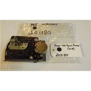MAYTAG WASHER 203180 Timer without permanent press NEW IN BOX