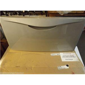 Maytag Neptune Washer  35001212  Drawer, Asm. Service Plt  NEW IN BOX