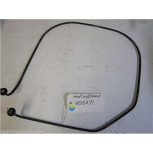 GE DISHWASHER WD5X71 Element Heating USED PART