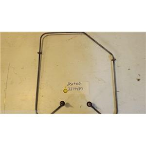 KENMORE DISHWASHER 3379487   heater  used part