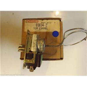 Maytag Refrigerator 69694-2  Temp Control  NEW IN BOX