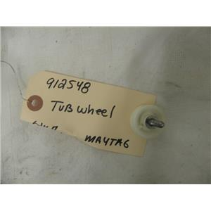 MAYTAG EQ PLUS DISHWASHER 912548 TUB WHEEL