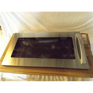 AMANA MICROWAVE 53001681 Door Assembly (stl)  NEW IN BOX