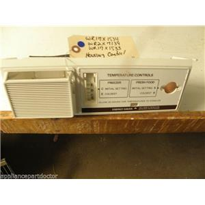 GE REFRIGERATOR WR17X1534 WR2X7139 WR17X1533 HOUSING CNTRL, NOZZLE & DAMPER KNOB