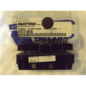 MAYTAG WASHER 207366 Temp Control Switch - 5 Button  NEW IN BOX