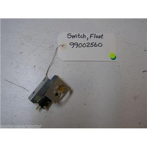 MAYTAG DISHWASHER 99002560 WATER LEVEL CONTROL SWITCH USED PART ASSEMBLY