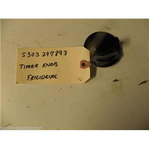 FRIGIDAIRE DRYER 5303297893 TIMER KNOB USED PART ASSEMBLY FREE SHIPPING