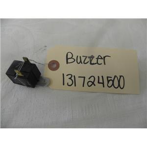 FRIGIDAIRE FRONT LOAD WASHER 131724500 BUZZER CONTROL