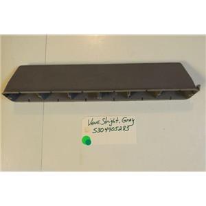 FRIGIDAIRE Dryer 5304405283 Vane-straight-gray    used