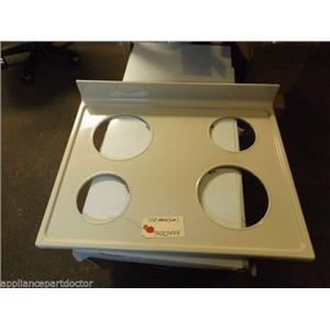 Jenn-Air STOVE 74003444  Top, Main (alm) top surface  used