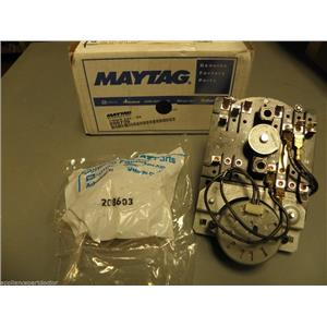 Maytag Washer 205739 Timer Kit 120v/60hz 240v/50hz  NEW IN BOX