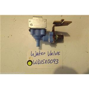 KENMORE DISHWASHER WD15X0093  water valve used part