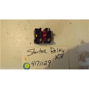 KITCHEN AID Dishwasher 4171129 Start Relay Kit USED PART