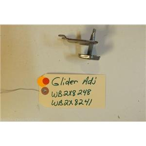 GE STOVE WB2X8248  WB2X8241   Glider Adj    used