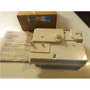 MAYTAG REFRIGERATOR RA43714-8 ICEMAKER MECH NEW IN BOX