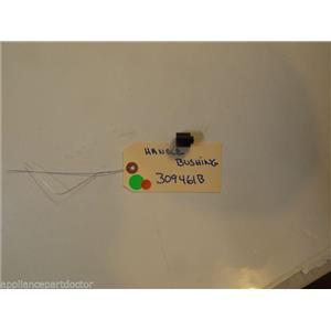 AMANA STOVE 309461B Bushing, Handle (blk) used PART