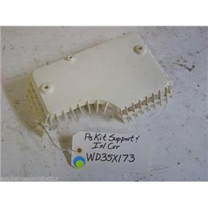 GE DISHWASHER WD35X173 Ps Kit Support & Inl Cvr  USED PART