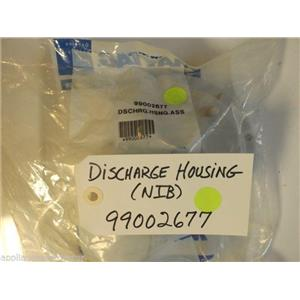 Maytag Dispenser  99002677  Discharge Housing   NEW IN BOX